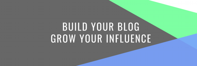 Blogging Tips | Social Media Influence | Jolt Influence | www.joltinfluence.com
